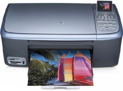 Ремонт принтера HP PSC 2353