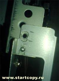 Лазерные принтеры Hewlett-Packard LaserJet 1000/1150/1200/1300: проблема сползания термопленки