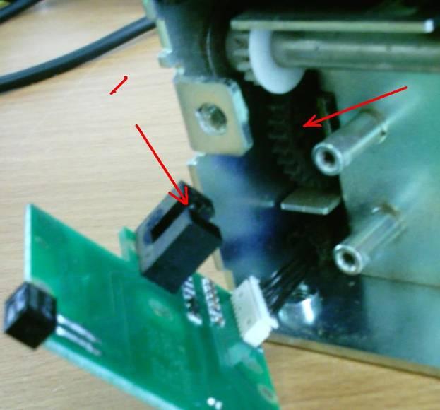 Ремонт и обслуживание принтеров Custom VKP-80 и VKP 80II, Инструкция по программированию и прошивке принтера Custom VKP-80, Как